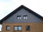 Fassade, Sanierung, Wärmedämmung